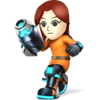Mii Gunner - Super Smash Bros. for Nintendo 3DS and Wii U