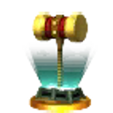 Golden Hammer Trophy 3DS
