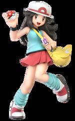 Pokemon Trainer (Leaf) - Super Smash Bros. Ultimate
