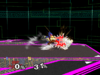 Falco Dash attack SSBM