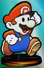 Paper Mario trophy (SSBM)