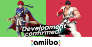 Roy and Ryu Amiibo Confirmed