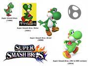 Yoshi (Super Smash Bros. Evolution)