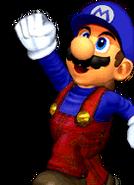 Mario Palette 04 (SSBM)