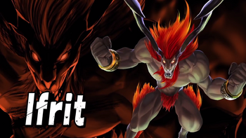 SSBWU Ifrit Splash