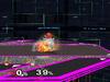Ness Down throw SSBM