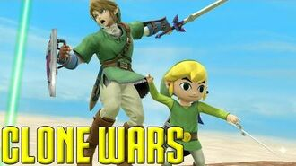 Clone Wars Link VS. Toon Link (The Differences)
