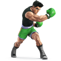 Little Mac - Super Smash Bros. for Nintendo 3DS and Wii U