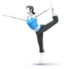 Wii Fit Trainer - Super Smash Bros. for Nintendo 3DS and Wii U