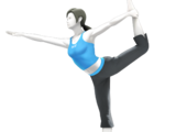 Wii Fit Trainer (Super Smash Bros. for Nintendo 3DS and Wii U)