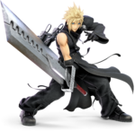 Advent Children Cloud - Super Smash Bros. Ultimate