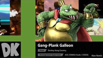 Gang-Plank Galleon NEW REMIX (Donkey Kong Country) - Super Smash Bros. Ultimate Soundtrack