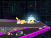 Pikachu Forward smash SSBM