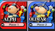 Alph and Olimar
