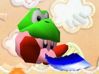 Kirby yoshi ssb