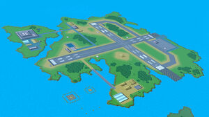 Smash.4 - Pilotwings Stage