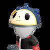 Teddie-hat