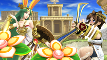 SSB4-Wii U Congratulations Palutena All-Star