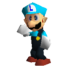 Luigi Palette 03 (SSB)