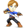 Mii Swordfighter - Super Smash Bros. for Nintendo 3DS and Wii U