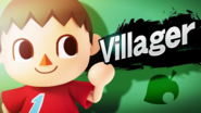 Villager Splash