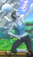 Wii Fit Trainer (F)