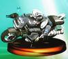 Mach Rider trophy (SSBM)