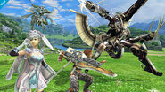 Melia, Reyn and Metal Face