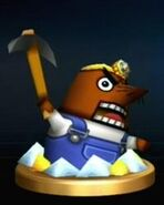 Mr. Resetti Trophy