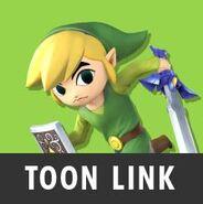 Toon Link Wii U-3DS