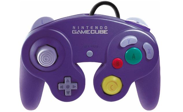 gamecube controller smashpedia fandom powered by wikiaa purple gamecube controller
