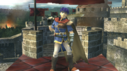 Ike Idle Pose 2 Brawl