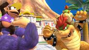 SSB4-Wii U Congratulations Bowser All-Star