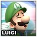 Luigi Icon SSBWU