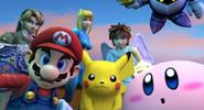 .028 Kirby Pikachu Mario Link Samus Pit Meta Knight & Zachary 28