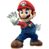 Mario - Super Smash Bros. Brawl