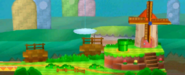 SSB4-Paper Mario Select Screen 001