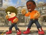 Mii Brawler (Super Smash Bros. for Nintendo 3DS and Wii U)