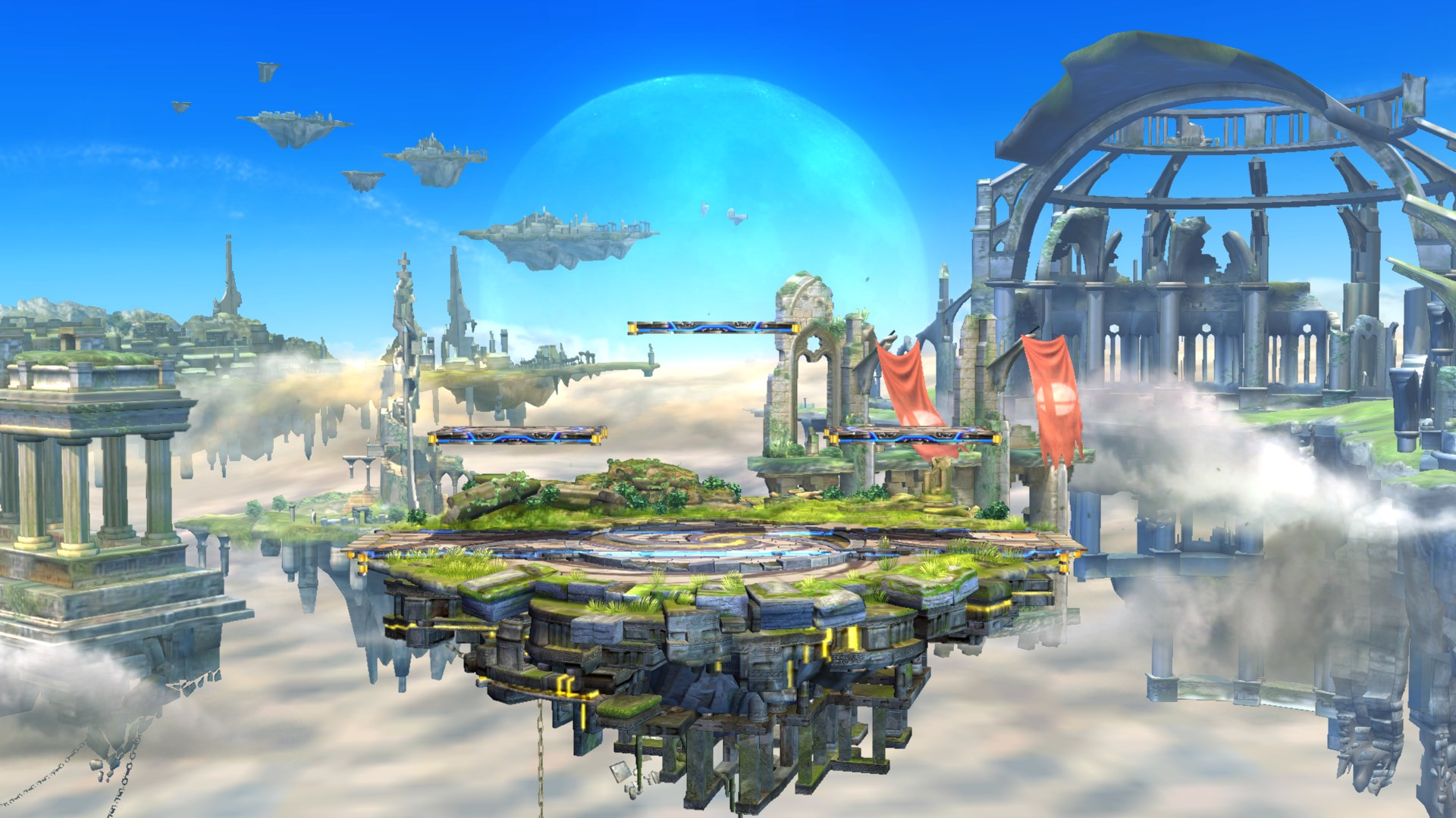 Image result for Super Smash Bros. stages