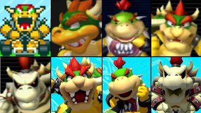 Bunch of bowsers