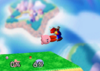 Kirby Forward aerial SSB