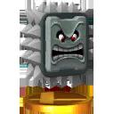Thwomp Trophy 3DS