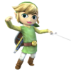 Toon Link(Clear)