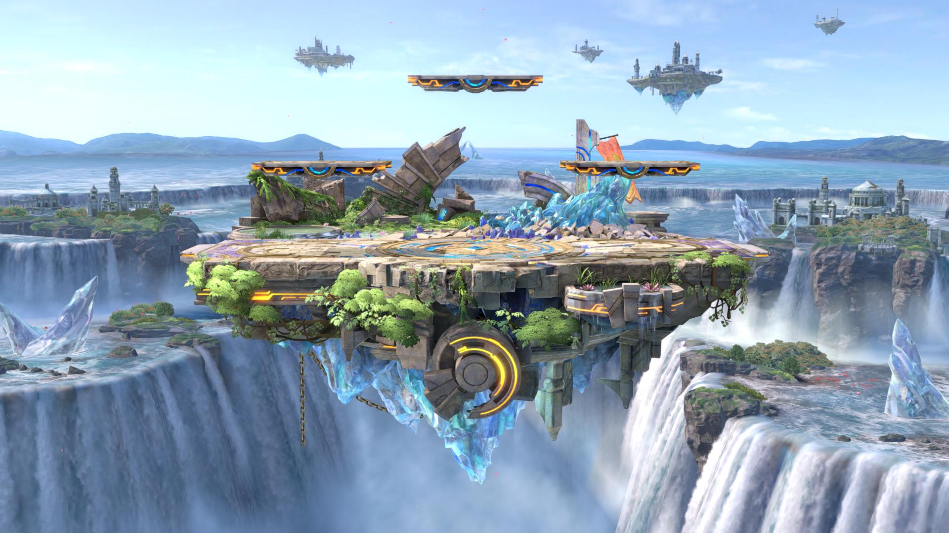 Battlefield Super Smash Bros Ultimate Smashpedia Fandom