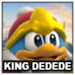 King Dedede Icon SSBWU