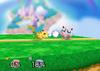 Pikachu Forward smash SSB