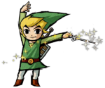 Toon Link (The Wind Waker)