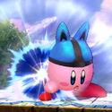 Lucario Kirby (SSB3DS)