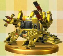 Ferrocrusher