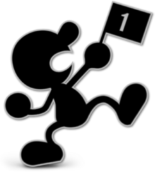 Mr. Game & Watch - Super Smash Bros. Ultimate